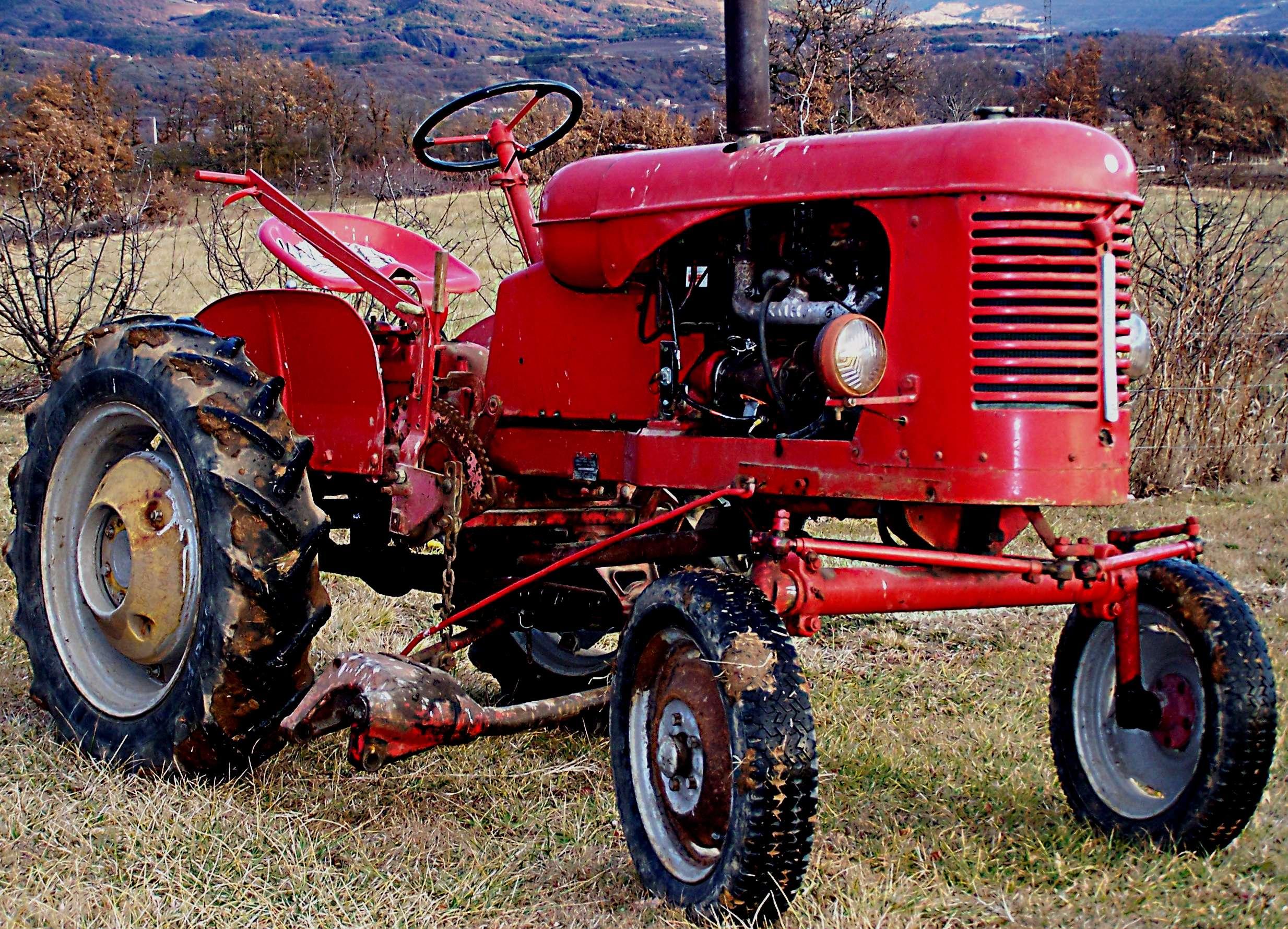 Passion des tracteurs - Tracteur rigolo ...